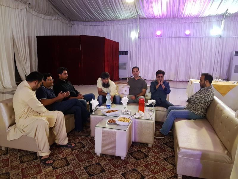 Iftar Dinner 2017